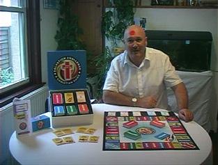 Salvation Challenge Board Game